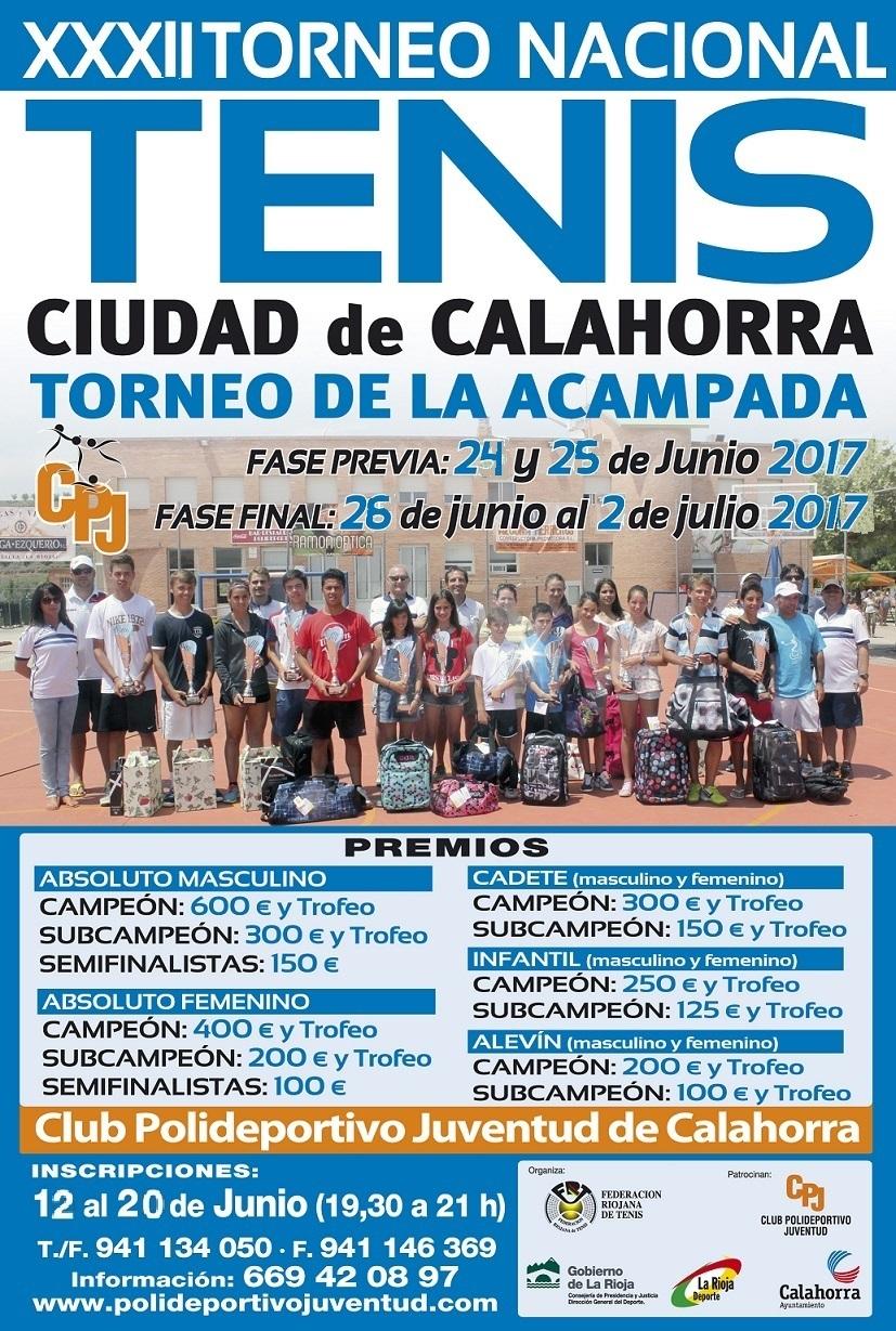XXXII TORNEO NACIONAL CIUDAD DE CALAHORRA