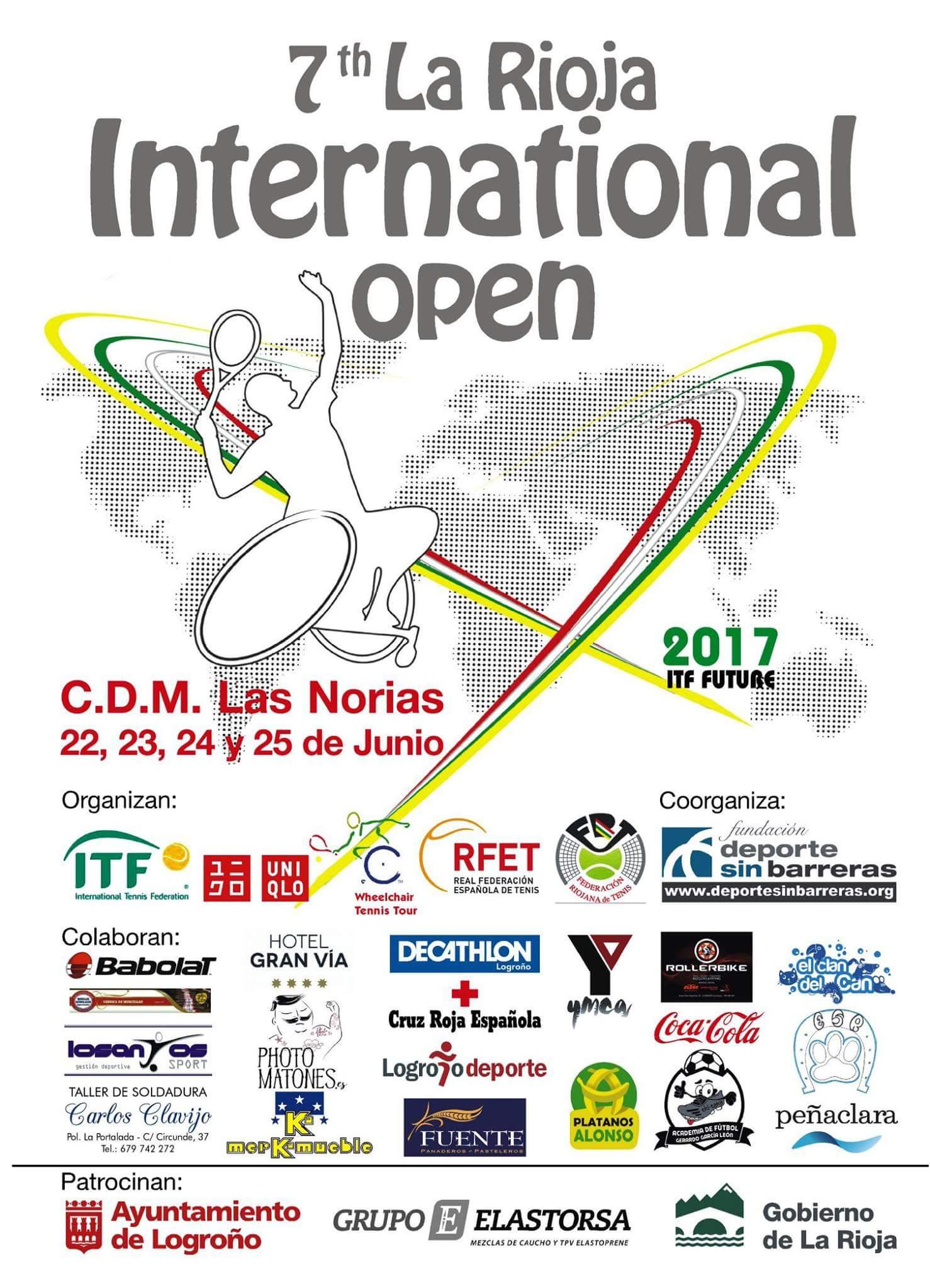 7 LA RIOJA INTERNATIONAL OPEN