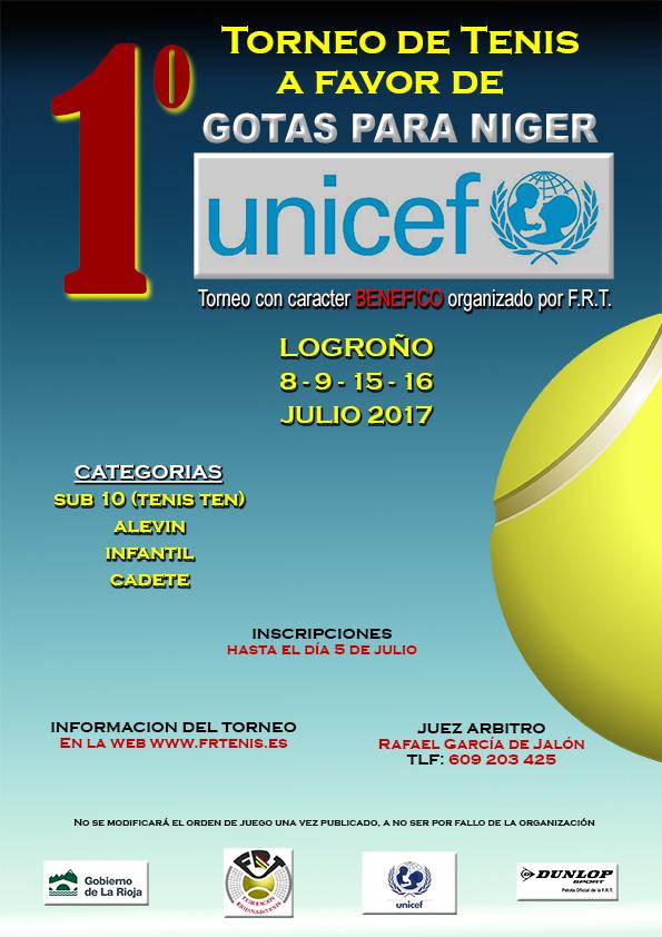 1º TORNEO UNICEF