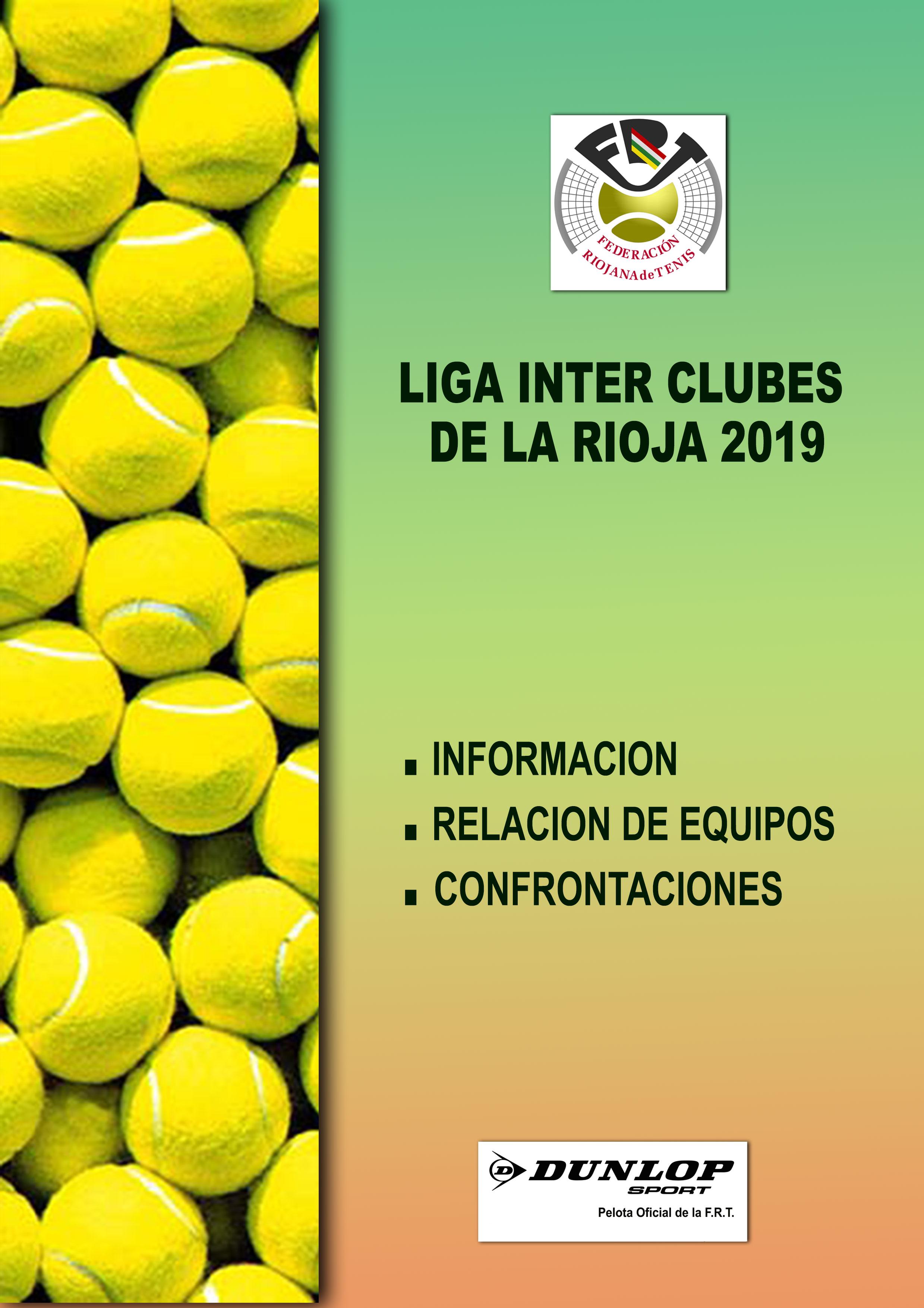 INTER CLUBES DE LA RIOJA 2019