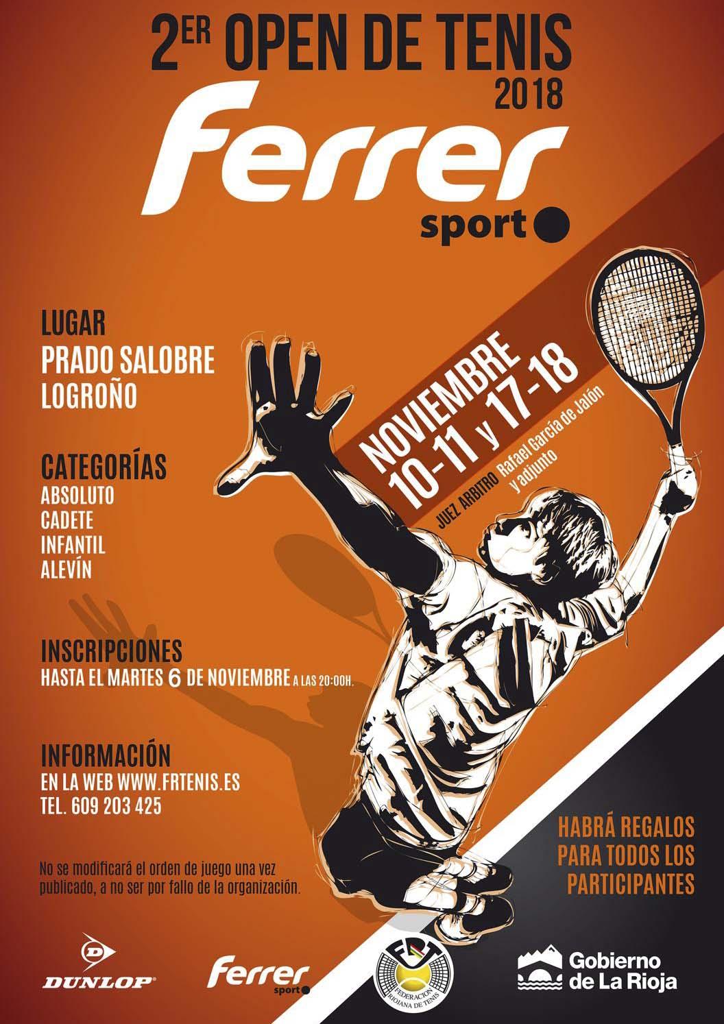 2º Open Ferrer Sport 2018