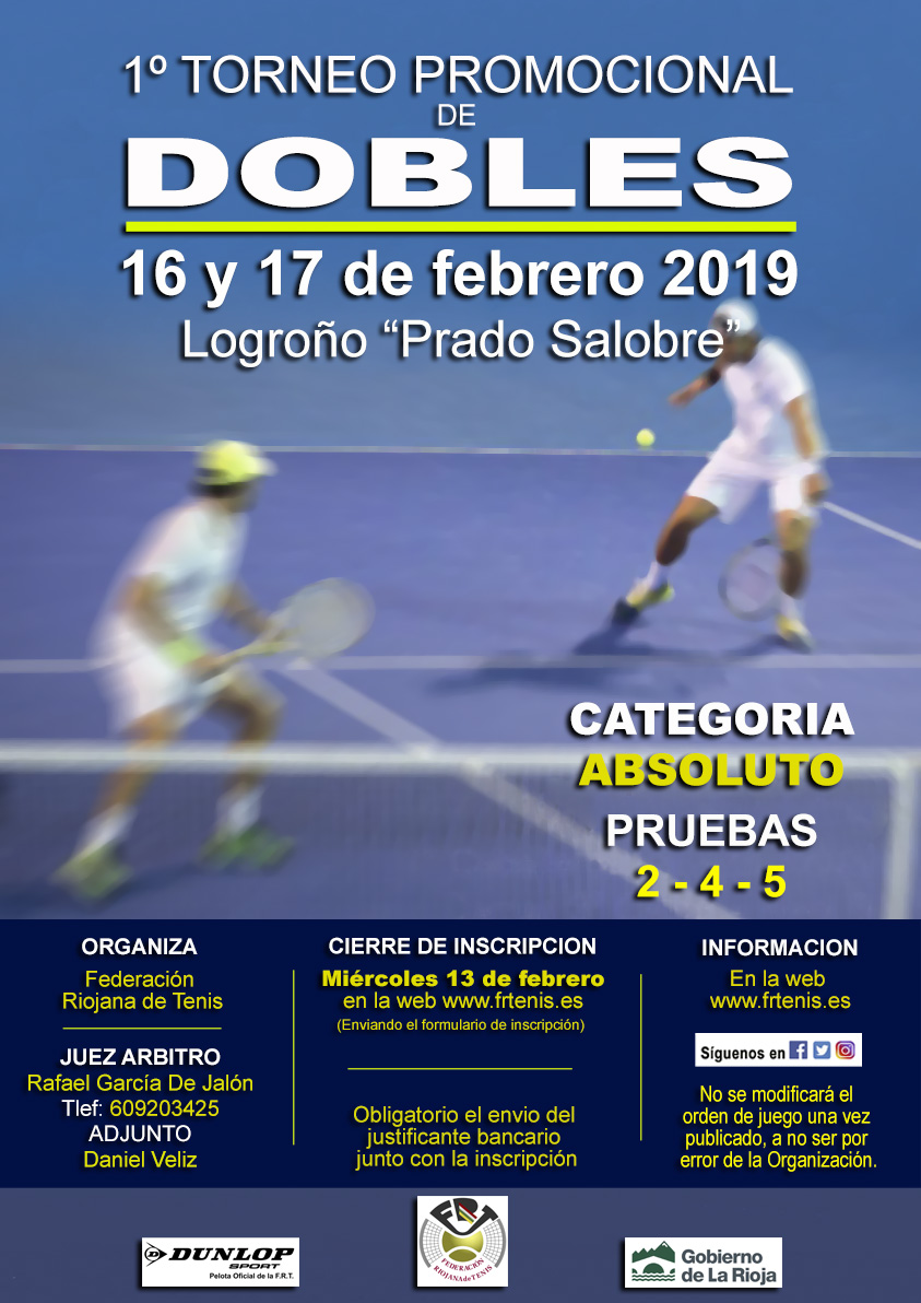 1º Torneo Promocional de Dobles