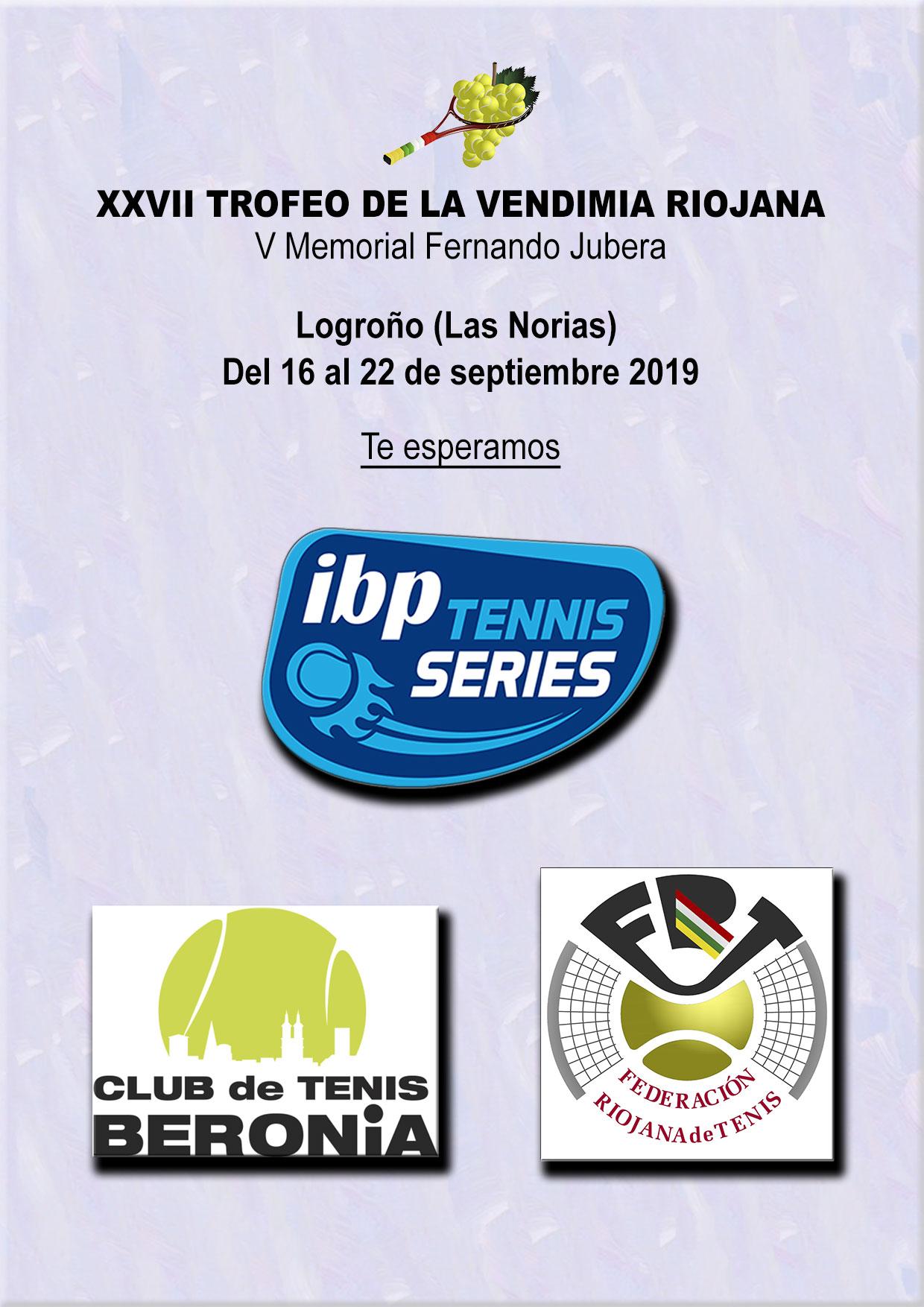 Trofeo de la Vendimia IBP Tennis Series