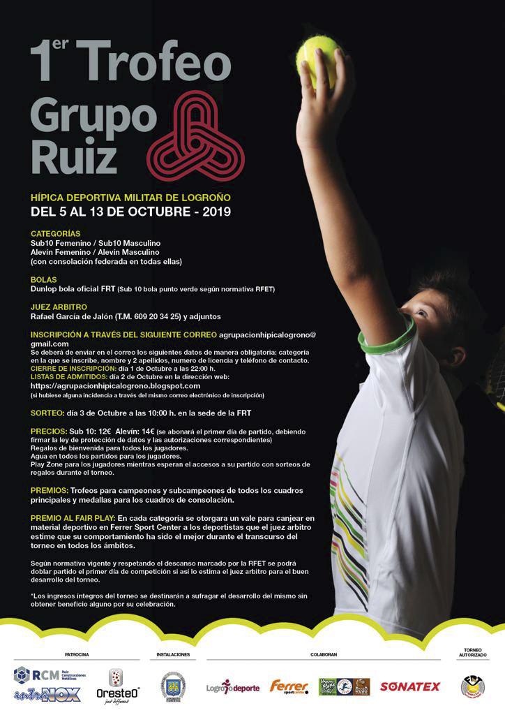 1º Open Grupo Ruiz