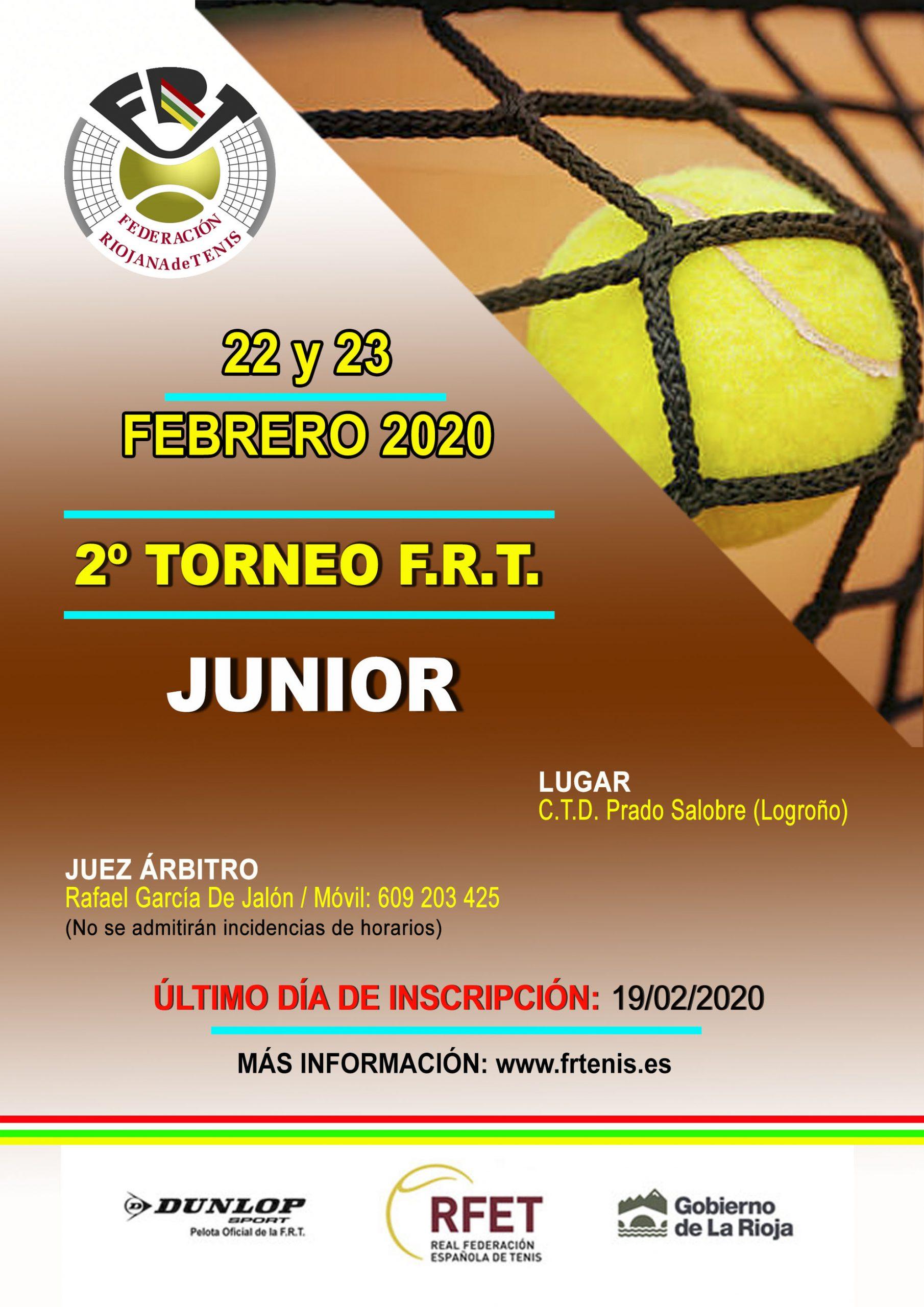 2º Torneo F.R.T.